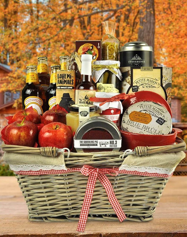 Thanksgiving Gift Baskets Canada - Wine Gift Basket Toronto