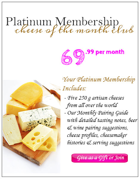 Platinum cheese of the month club