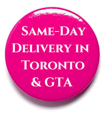 Free Same Day Delivery in Toronto & GTA