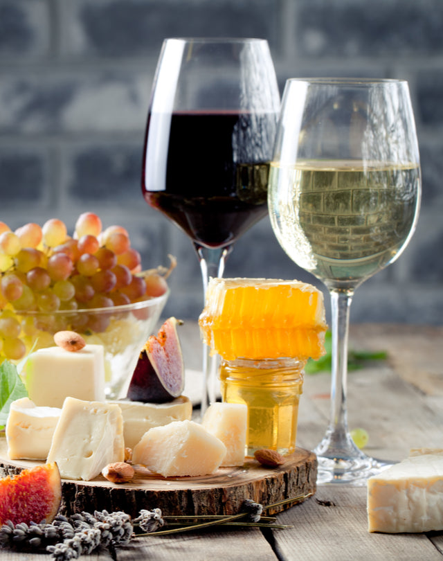 Summer Wine and cheese Gifts Toronto Canada