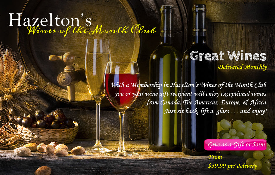 Wines of the Month Club