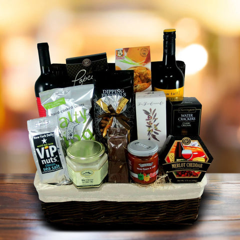 Custom Corporate Gift Baskets