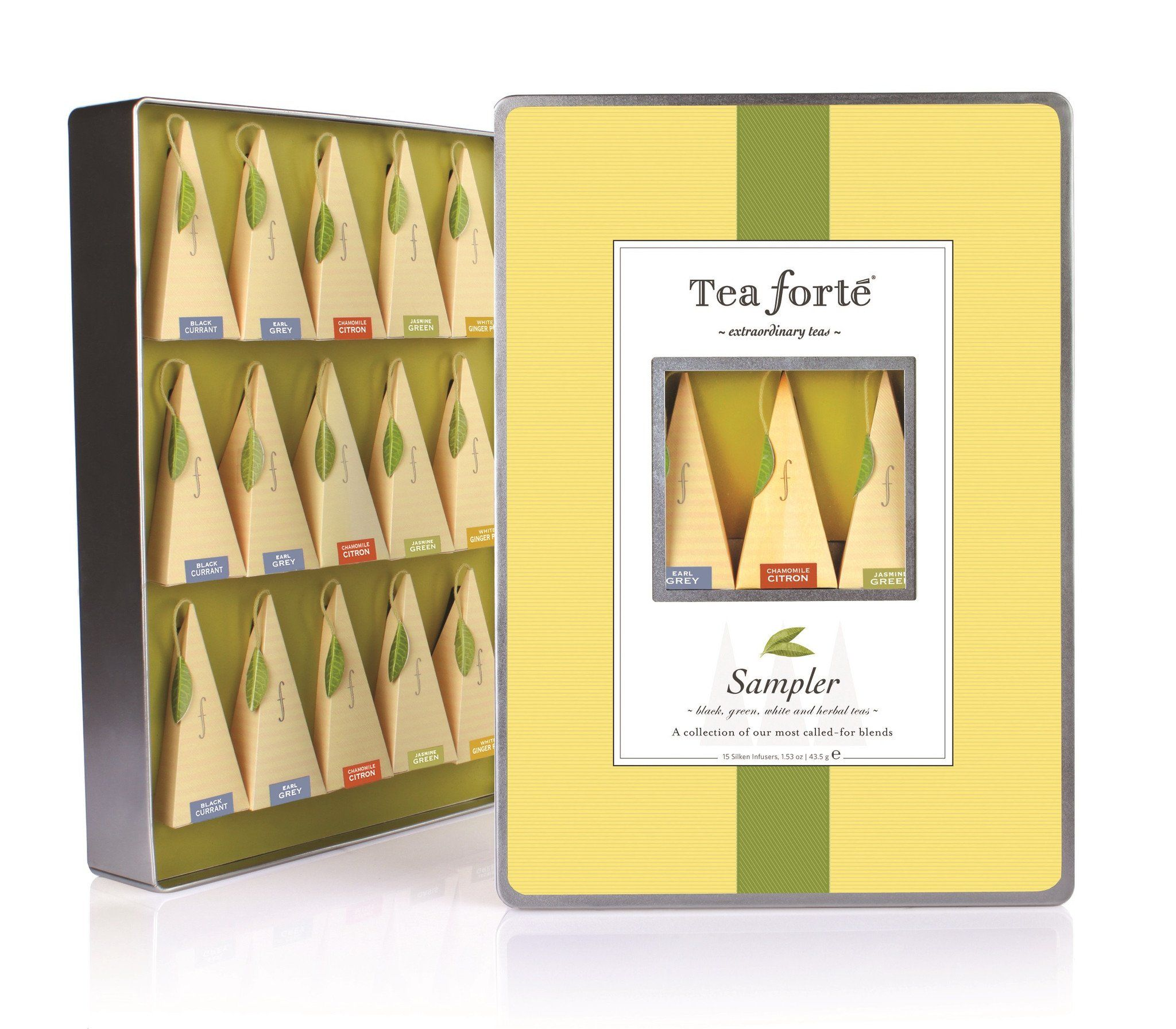 Tea Sampler ... by Tea Forte