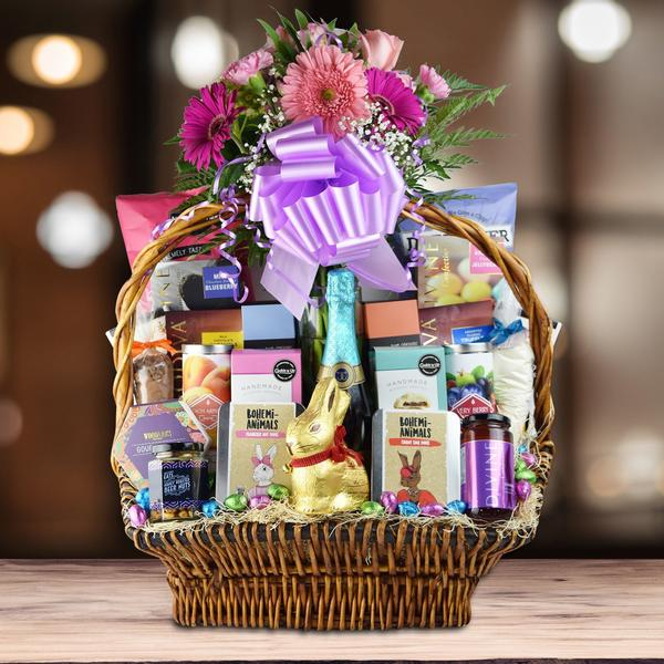 The Beautiful Easter Basket