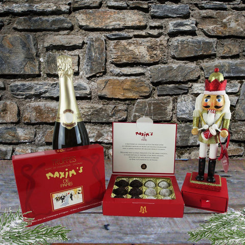 The Maxim's de Paris Truffle Champagne Gift