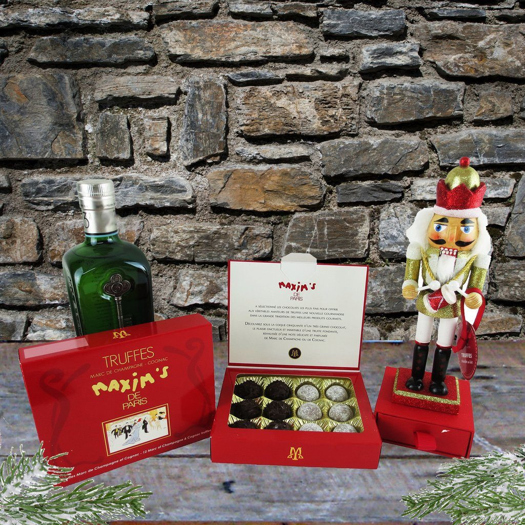 The Maxim's de Paris Truffle Spirits Gift
