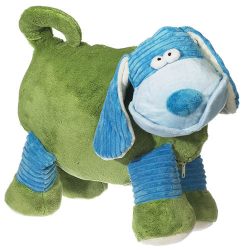 Blue Puppy Paul