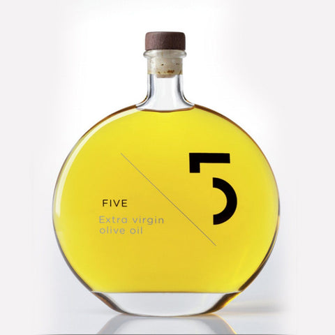 5 extra virgin olive oil