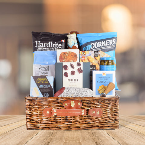 THE GRAND PARTY GIFT BASKET