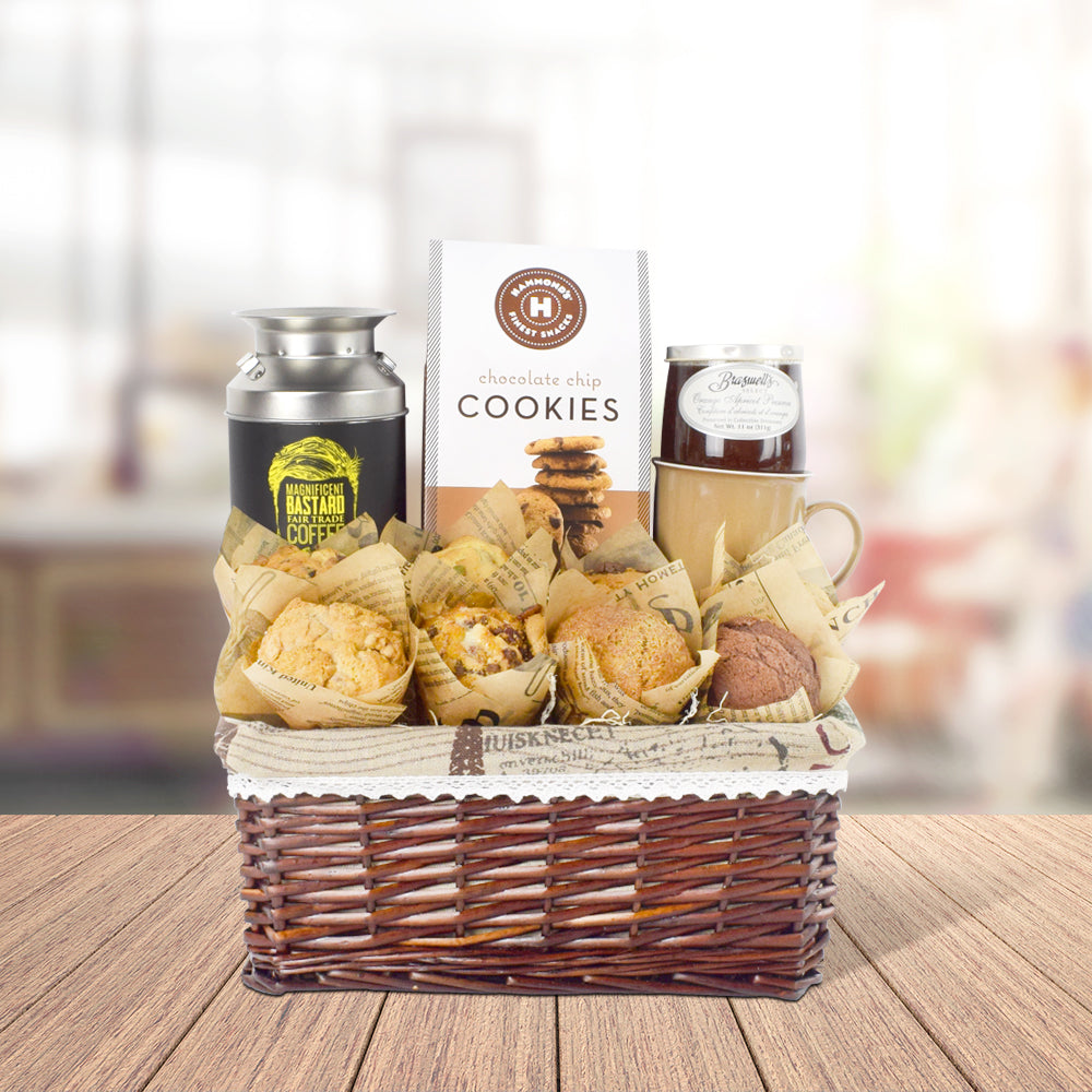 HAVE A GOOD DAY GIFT BASKET