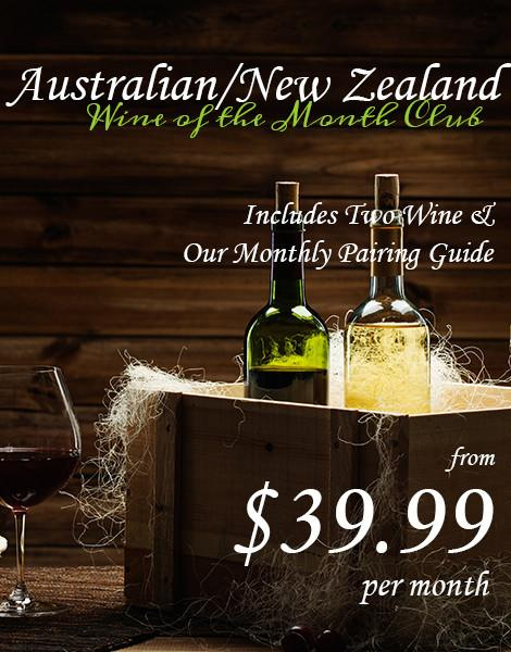 Australian/New Zealand Wines of the Month Club