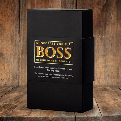 Boss Wine Pairing Chocolate Bars