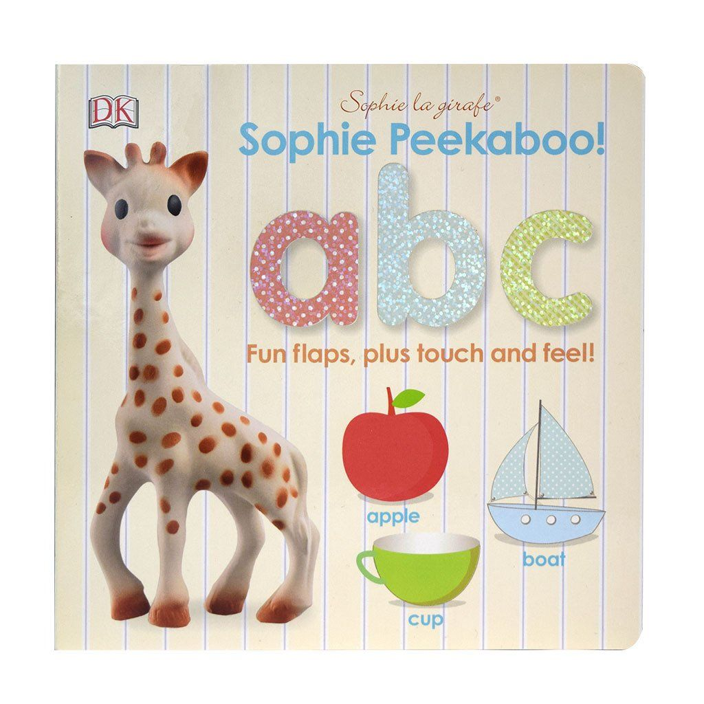 Sophie the Giraffe Book