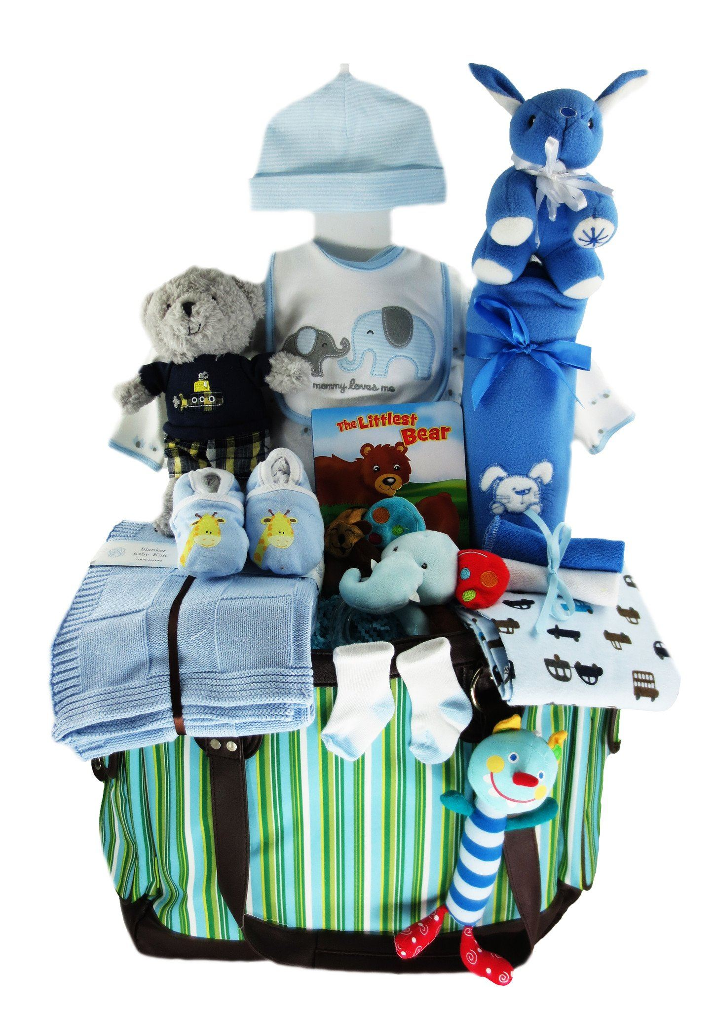 Little Boy Blue Gift Basket