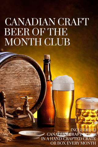 The Canadian Craft Beer of the Month Club