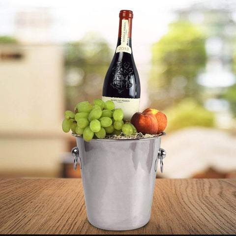 Celebrate With Wine Gift Basket