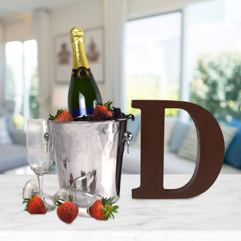 """Champagne Celebration For Dad"" Gift Basket"