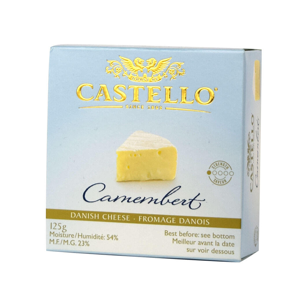 Castello Camembert Cheese