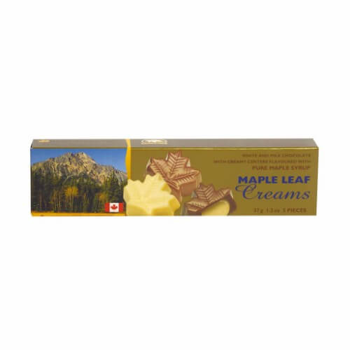 Maple Cream Chocolate