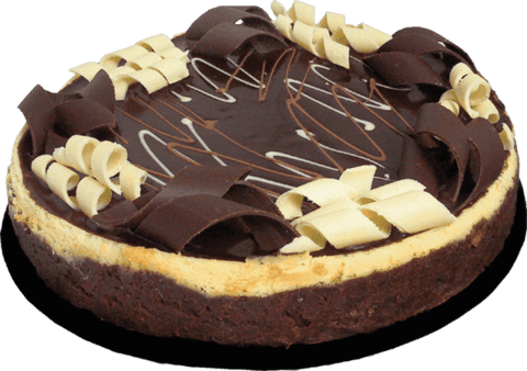 Chocolate Grand Marnier Cheesecake