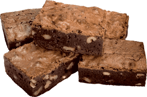 Classic Brownie (with Walnuts)