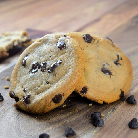 "Classic Chocolate Chip Cookie - 4""/12PK"