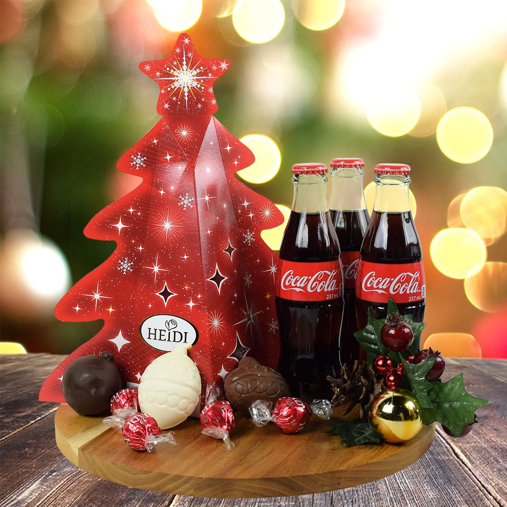 Coca-Cola & Chocolates Gift Set