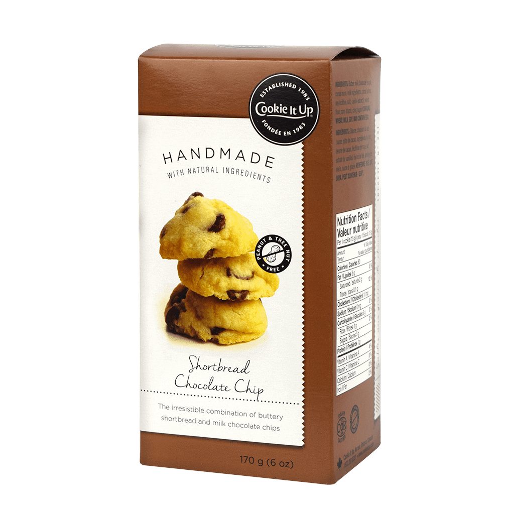 Cookie It Up Shortbread Chocolate Chip