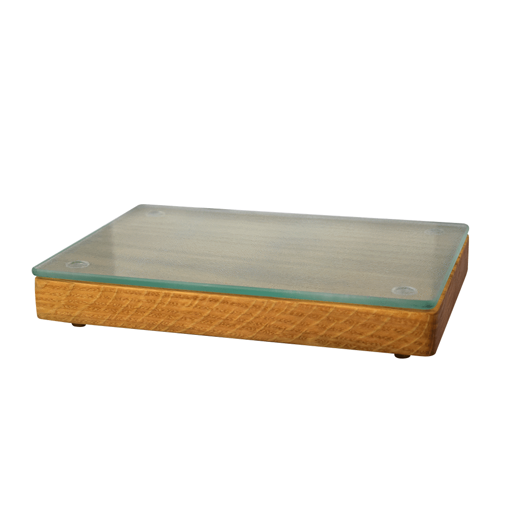 Glass Top Cutting Board