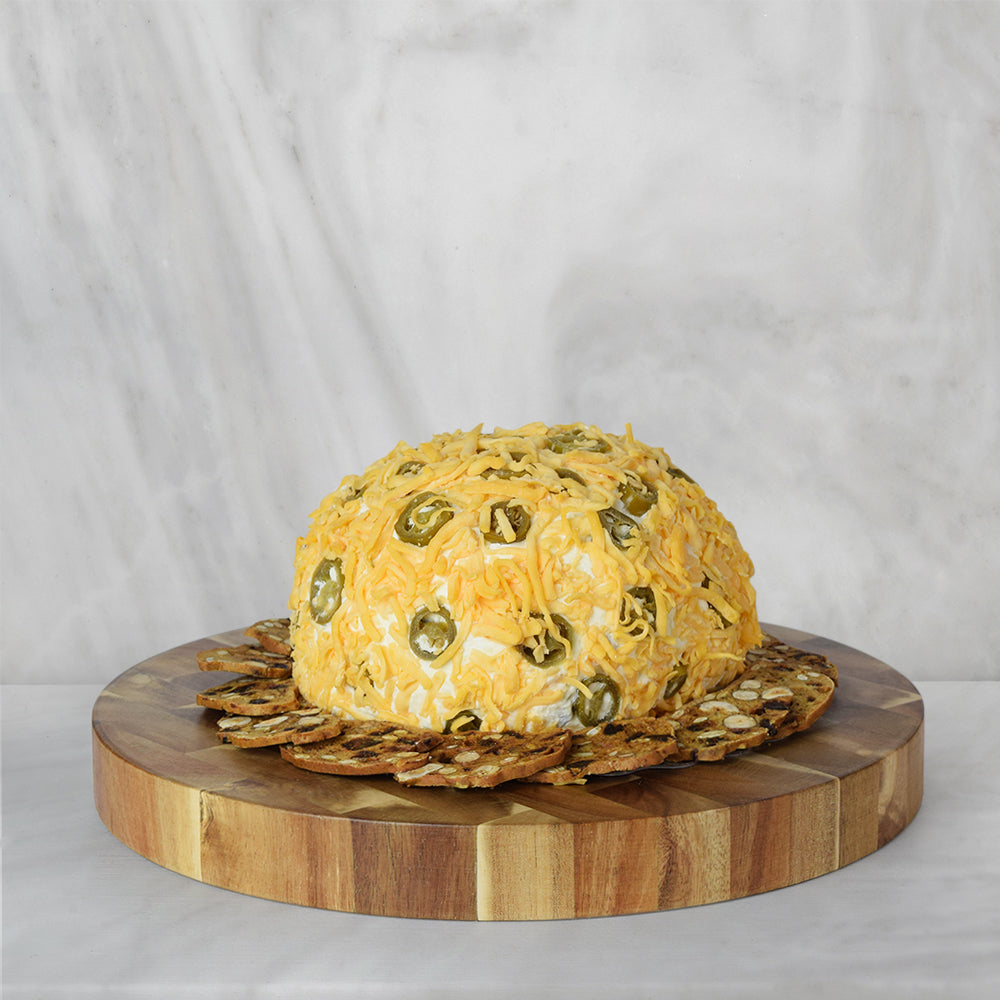 Jalapeno Cheese Ball