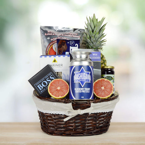 Pineapple Express Gift Basket