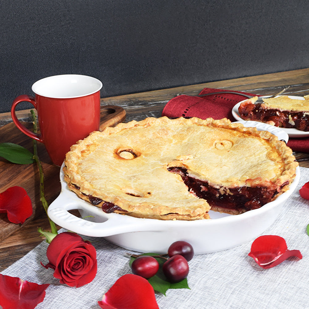 Cherry Pie, Gourmet Baked Goods, Pie Gift Delivery, USA & Canada Delivery