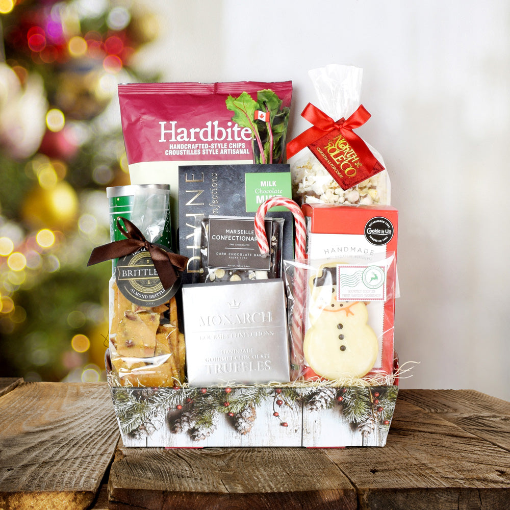 Holiday Goodie Gift Basket