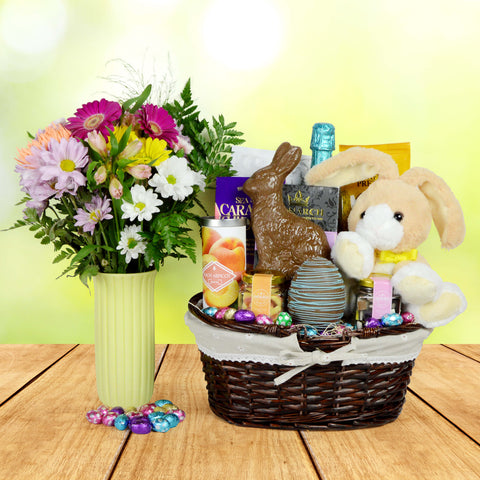 The Easter Parade Gift Basket