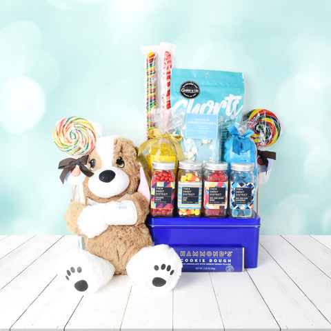 THE CANDY GALORE GIFT SET