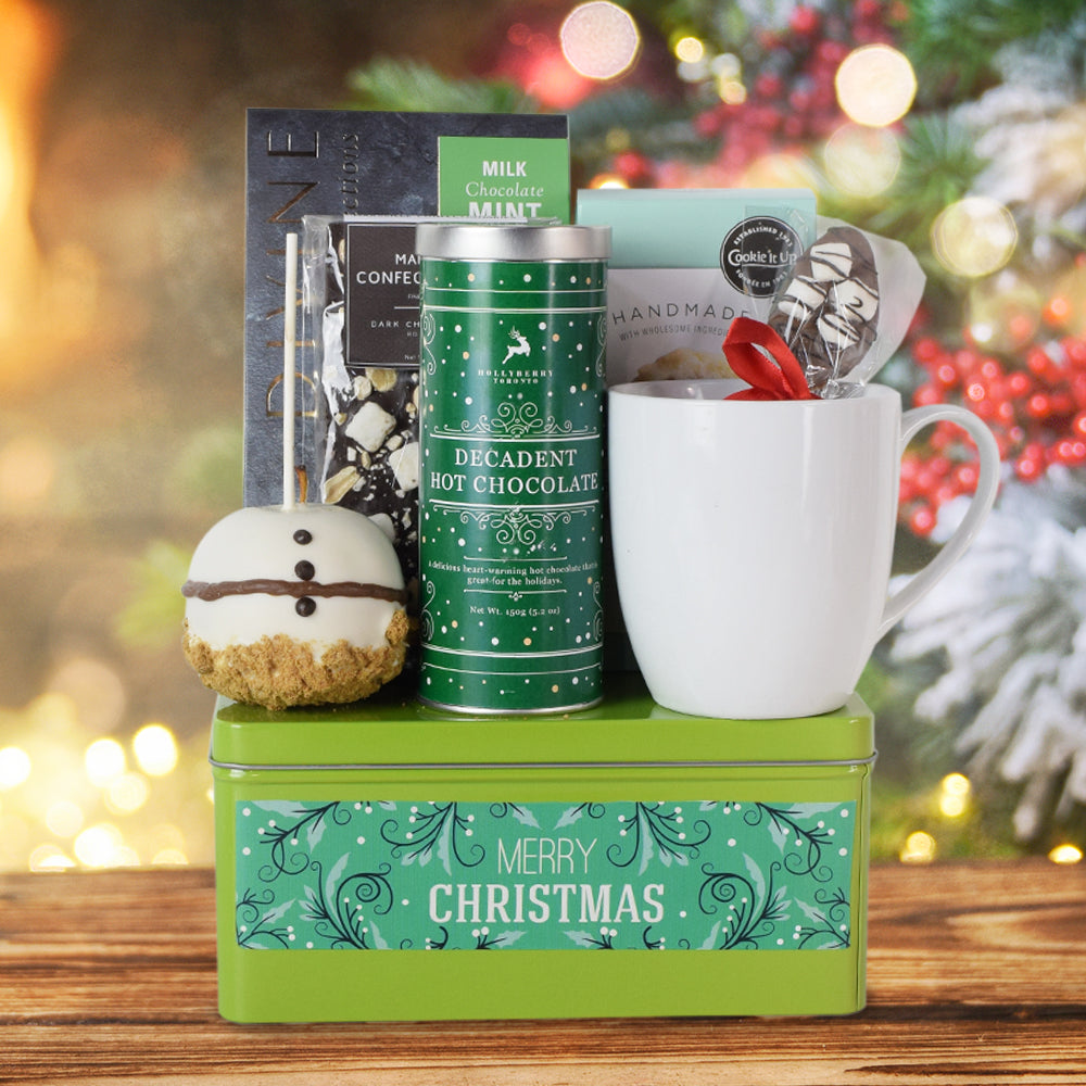 Decadent Hot Chocolate Gift Set
