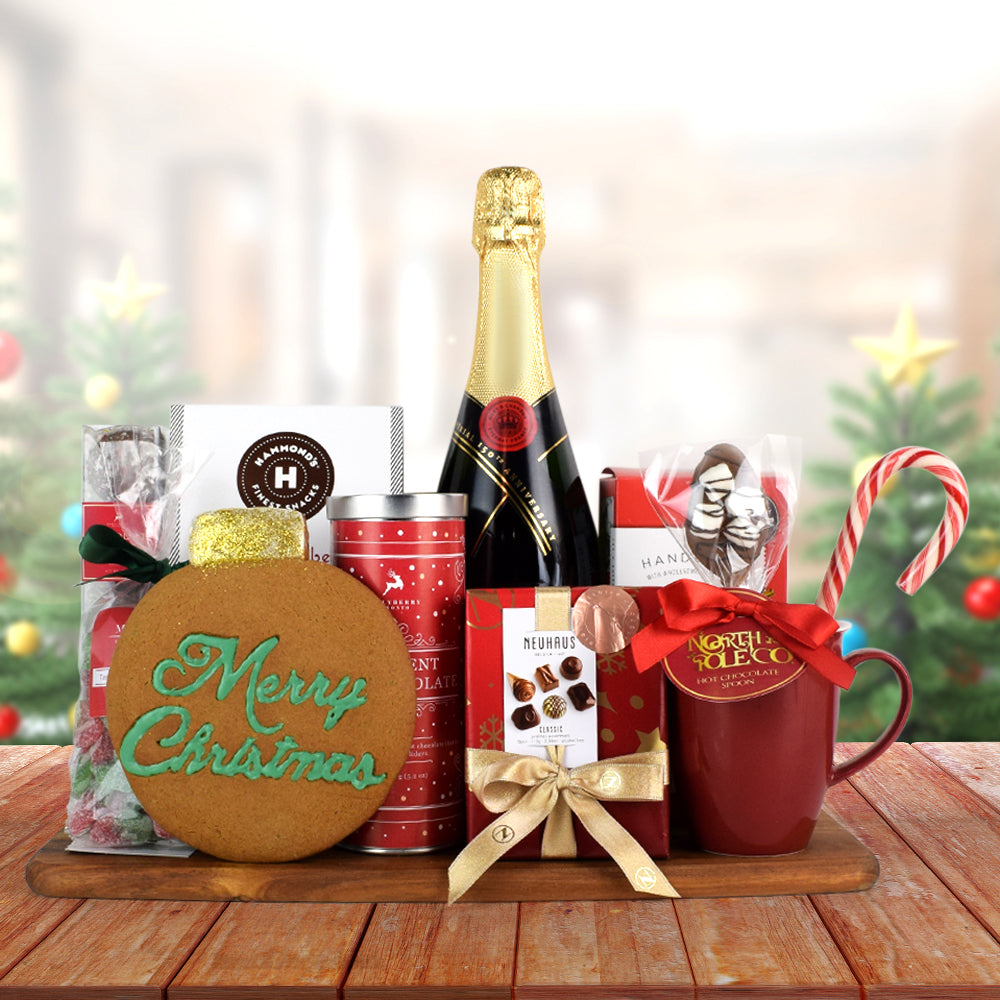 Merry Christmas Celebration Gift Set