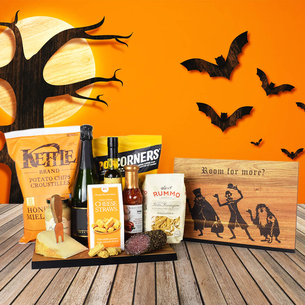 A Halloween To Remember, Halloween Gift Sets, Champagne Gift Sets