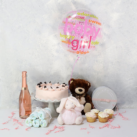 Sweet Surprise Baby Gift Basket