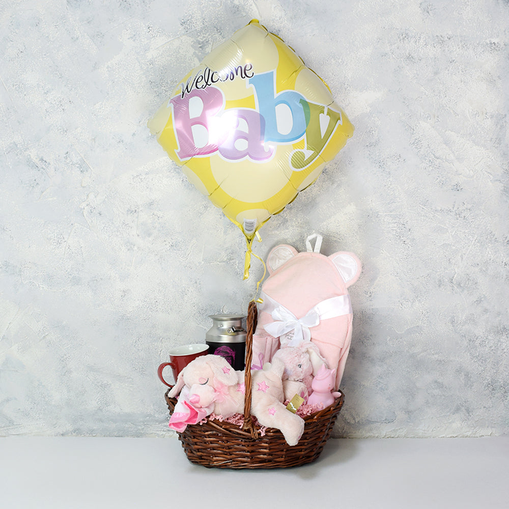 Unicorn Love Baby Gift Basket
