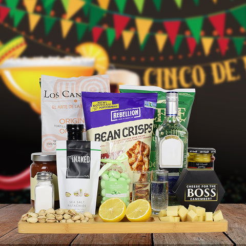 Cinco De Mayo Celebration Basket