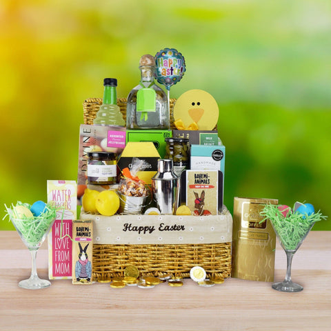 Easter gift baskets toronto canada the classy easter gift basket negle Gallery