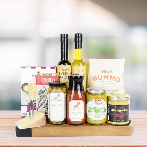 Sweet & Saucy Gourmet Gift Set