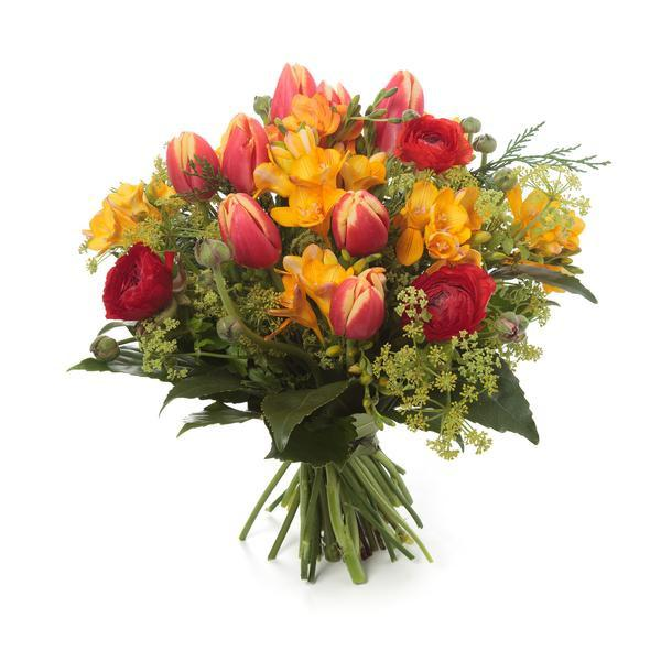 Warmth & Passionate Resolve Bouquet