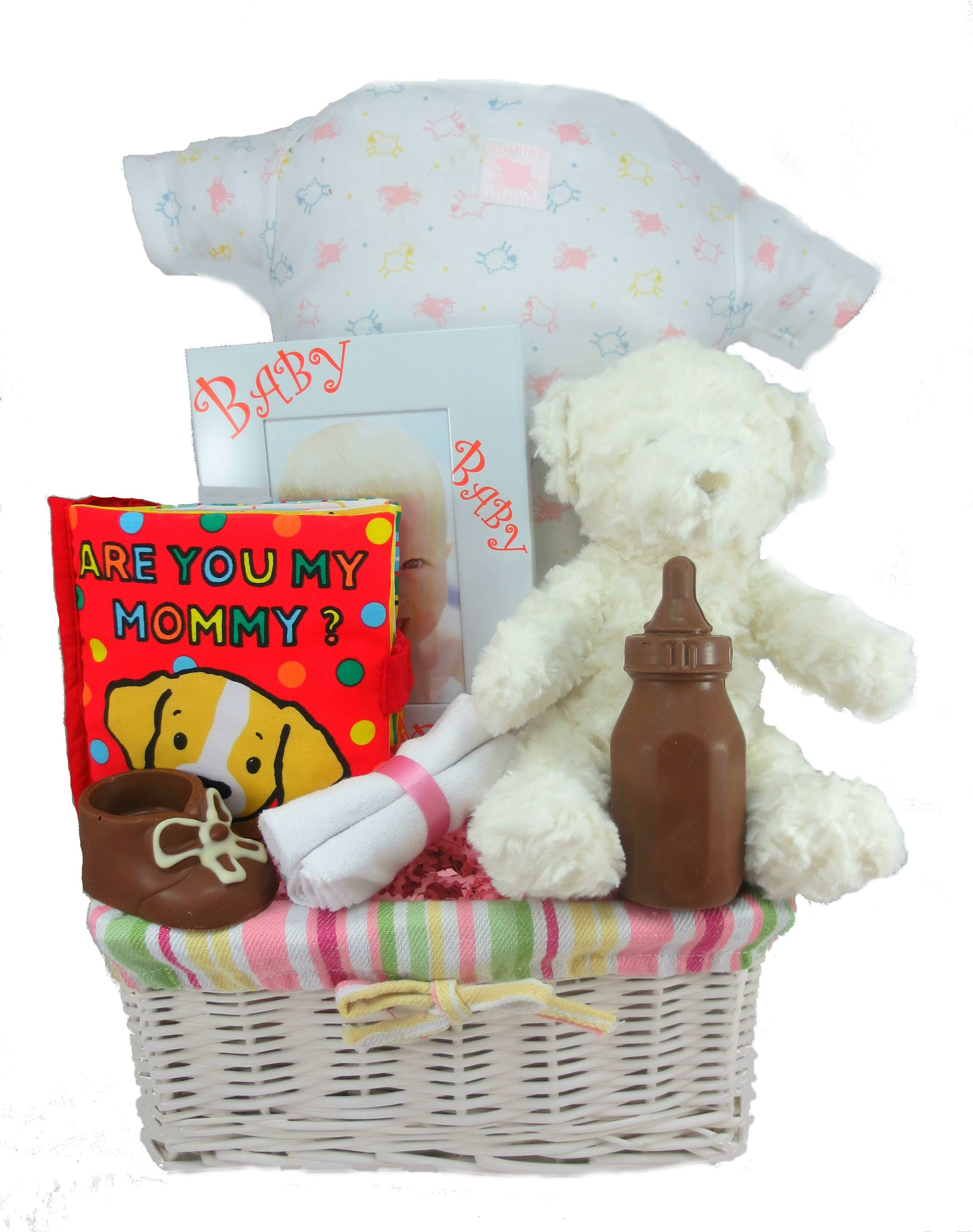 My Mommy & Baby Gift Basket