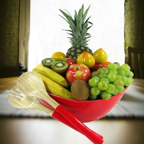 Healthy Salad Bowl Basket
