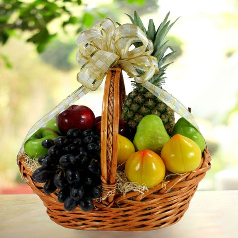 Festive Passover Fruit Basket