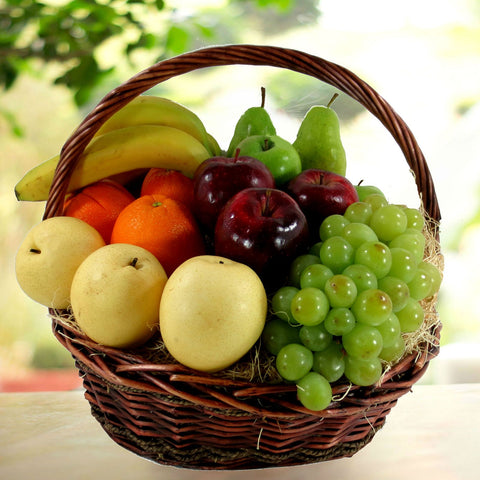 Monroe Country Fruit Basket