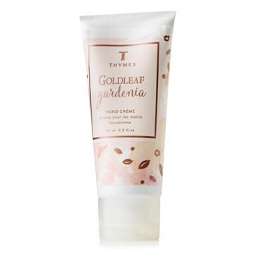 Thymes GOLDLEAF GARDENIA - HAND CREME - 70ml