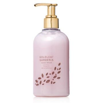 Thymes GOLDLEAF GARDENIA - HAND WASH - 240ml